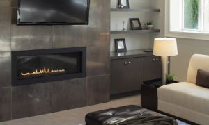 29 New Contemporary Fireplace Designs with Tv Above