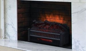 15 Awesome Convert Fireplace to Electric