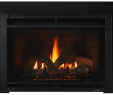 Convert Gas Fireplace to Wood Luxury Escape Gas Fireplace Insert