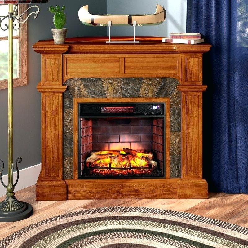 ashley furniture electric fireplace insert hill corner reviews