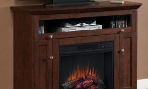 16 Inspirational Corner Electric Fireplace Media Centers