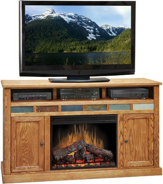 lg oc5101 fireplacetvstand