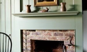 13 Fresh Country Fireplace