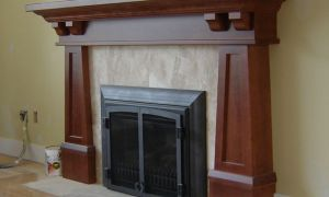 22 Inspirational Craftsman Style Fireplace