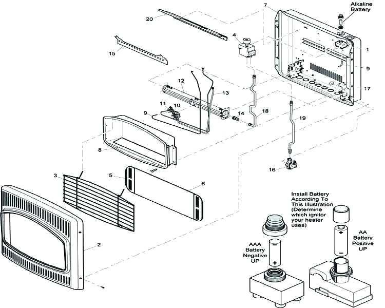 fireplace damper diagram superior wiring flue gas parts inspiration amusing new a