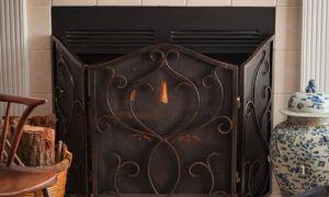 28 New Decorative Fireplace Screens