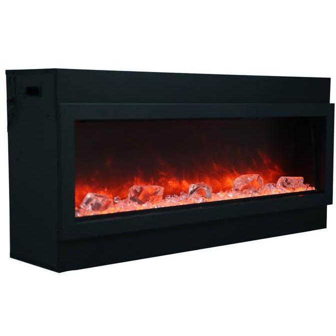electric fireplace amantii panorama 50 electric fireplace slim indoor outdoor 8 1024x1024