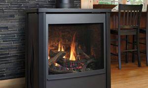 26 Luxury Direct Vent Wood Burning Fireplace