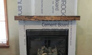 22 Fresh Distressed Fireplace Mantel