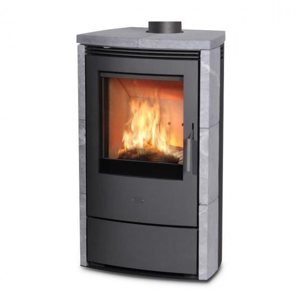 E Fireplace Store Luxury Kaminofen Fireplace Meltemi Speckstein 8 Kw