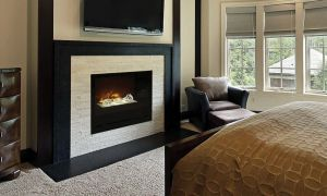 13 Unique Electric Fireplace Bedroom