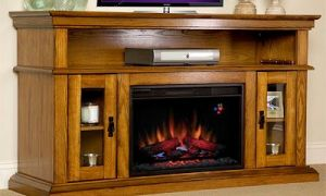 29 Unique Electric Fireplace Cabinets