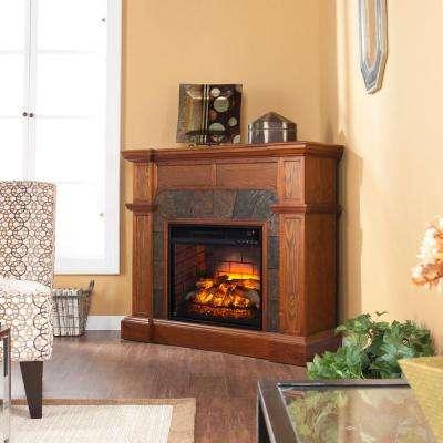 oak corner electric fireplaces hd 64 400 pressed