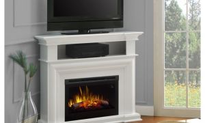 25 Beautiful Electric Fireplace Corner Units