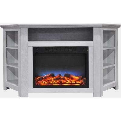 white cambridge corner electric fireplaces cam5630 1whtled 64 400 pressed