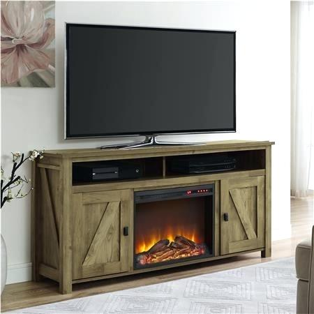 electric fireplace console for s up to natural media canada costco modern