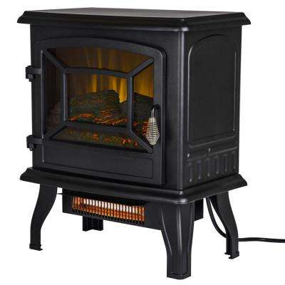 pleasant hearth electric stove heaters es 217 10 64 400 pressed