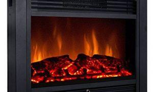 11 Beautiful Electric Fireplace Insert Installation