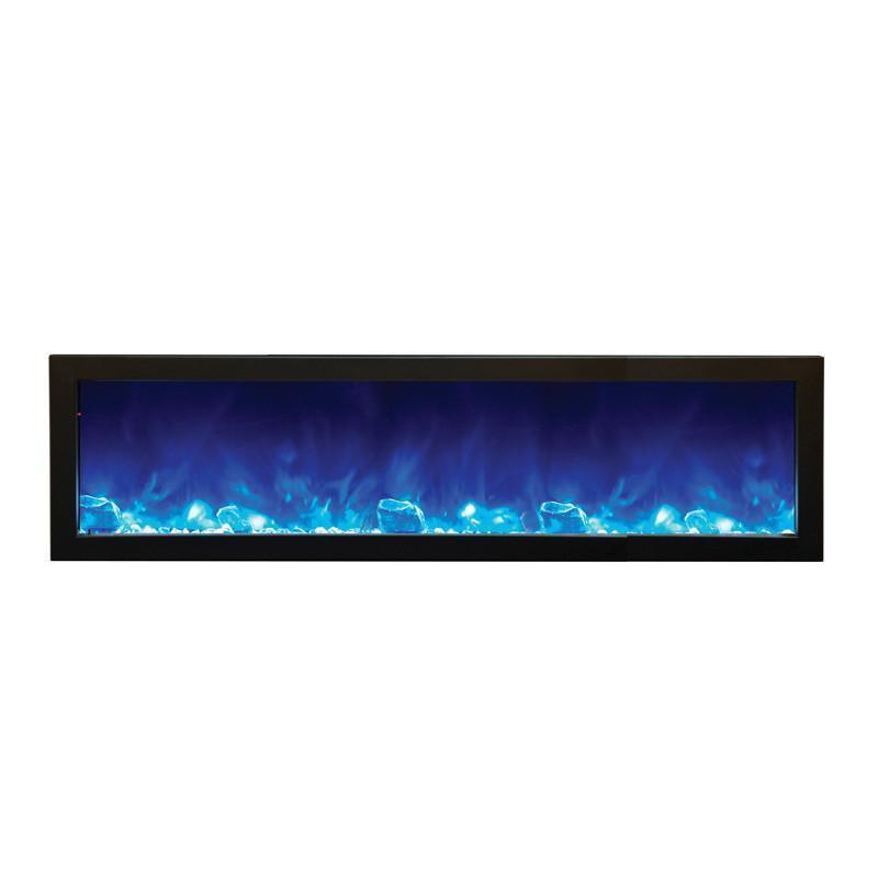 electric fireplace amantii 60 built in electric fireplace panorama bi 60 deep 1 2048x