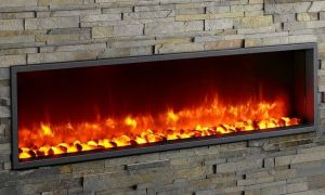 12 Unique Electric Fireplace Installation