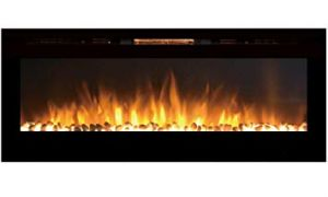 10 New Electric Fireplace Logs with Heat
