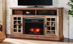 10 Unique Electric Fireplace Tv
