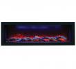 "Electric Fireplace Vs Gas Fireplace Inspirational Amantii Panorama 50"" Deep Electric Fire"