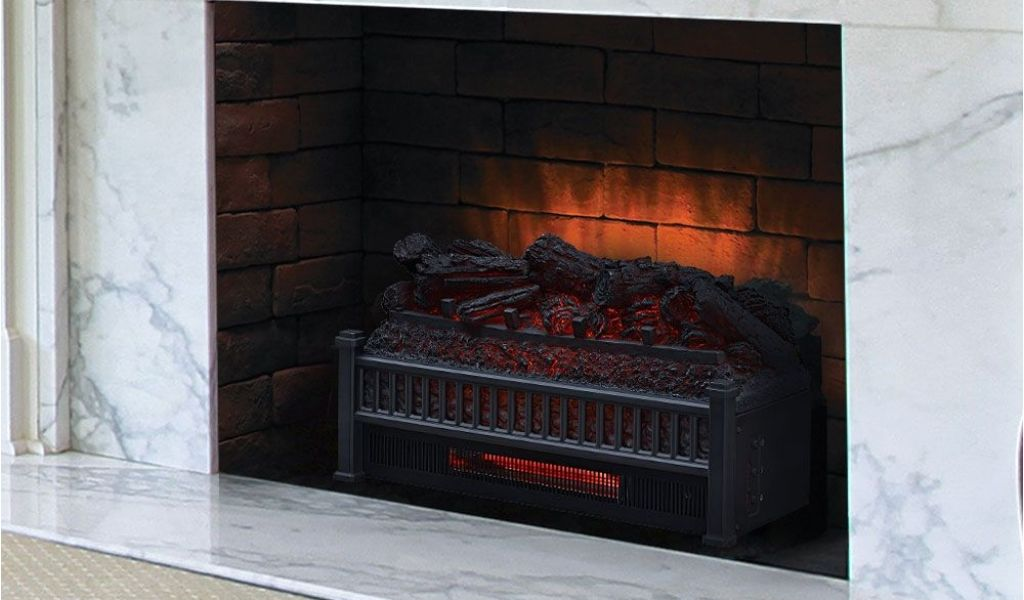 convert wood fireplace to electric insert fort smart 23 infrared electric fireplace log set elcg240 inf of convert wood fireplace to electric insert 1024x600
