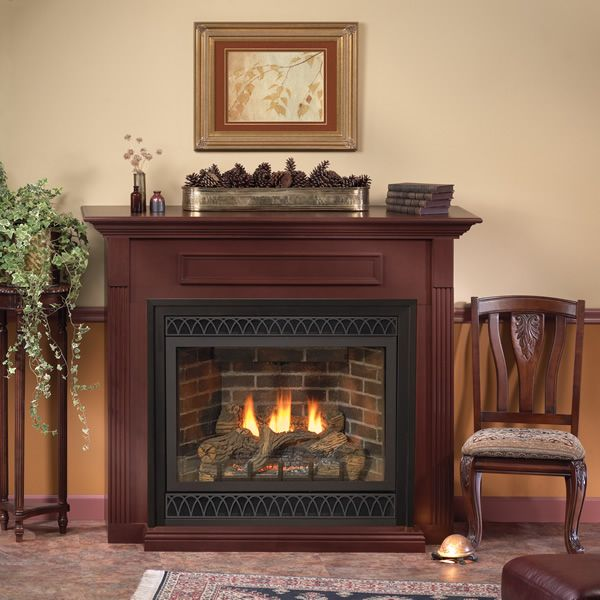 Empire Fireplace Best Of Empire Deluxe Tahoe Direct Vent Ng Fireplace Ip Blower 32