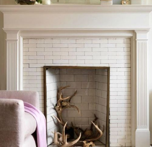 Empty Fireplace Ideas Unique Antlers Home Sweet Home