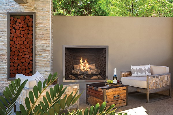 gas chiminea indoor elegant tc42 outdoor gas fireplace by town and country luxury fireplaces of gas chiminea indoor