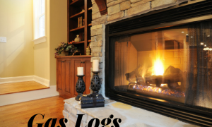 13 Best Of Fake Wood for Gas Fireplace