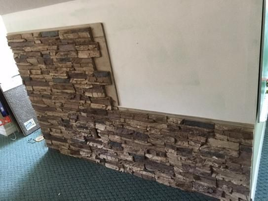 Faux Stone Fireplace Panels Inspirational Superior Building Supplies Faux Grand Heritage 24 In X 48
