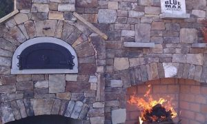 18 Elegant Fire Rock Fireplace
