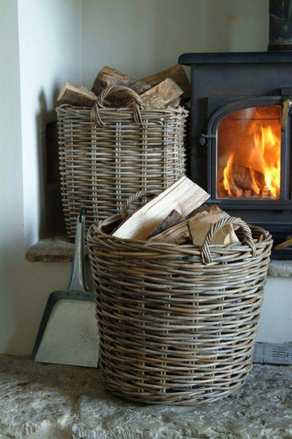 Fireplace Accessories Beautiful Round Wicker Firewood Basket Fireplace Accessories Home