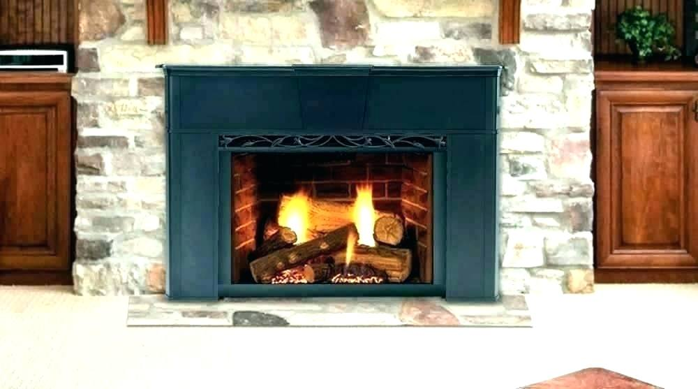 modern wood burning fireplace inserts contemporary stove insert