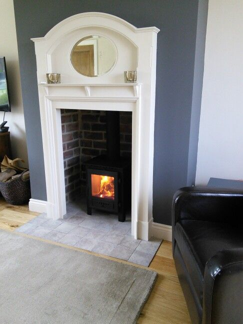 Fireplace Border Awesome Crisp Clean Classic 1930s Fireplace with A Strongly