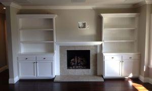 30 Inspirational Fireplace Built Ins