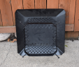 Fireplace Chimney Cap Luxury Used 9x9 In Master Flow Chimney Cap In Black for Sale In