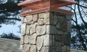 13 Beautiful Fireplace Chimney Cap