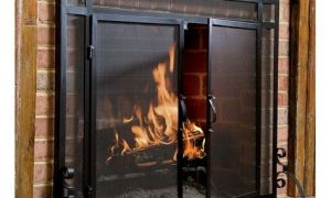 30 Awesome Fireplace Cover Screen