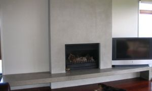 30 Beautiful Fireplace Covering Ideas