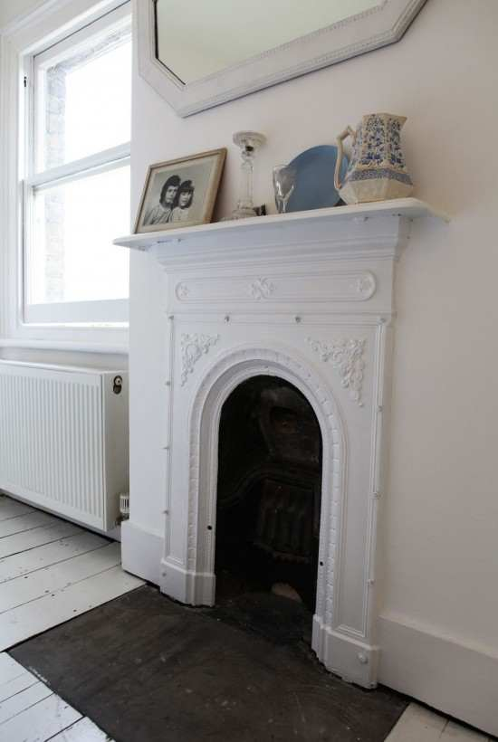 victorian bedroom fireplace surround