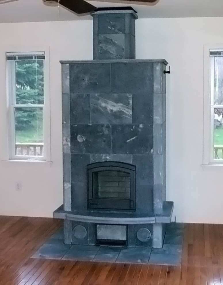 Fireplace Dealers New soapstone Fireplace