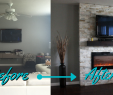 Fireplace Design with Tv Lovely Diy How to Build A Fireplace In One Weekend