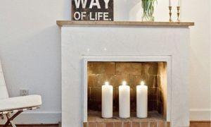 10 Beautiful Fireplace Display