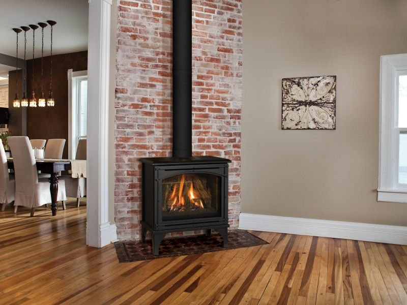 Fireplace Distributors Reno Beautiful the Birchwood Free Standing Gas Fireplace Provides the