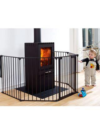 Fireplace Equipment Fresh Buy Your Babydan Hearth Gate Black 60 300cm From