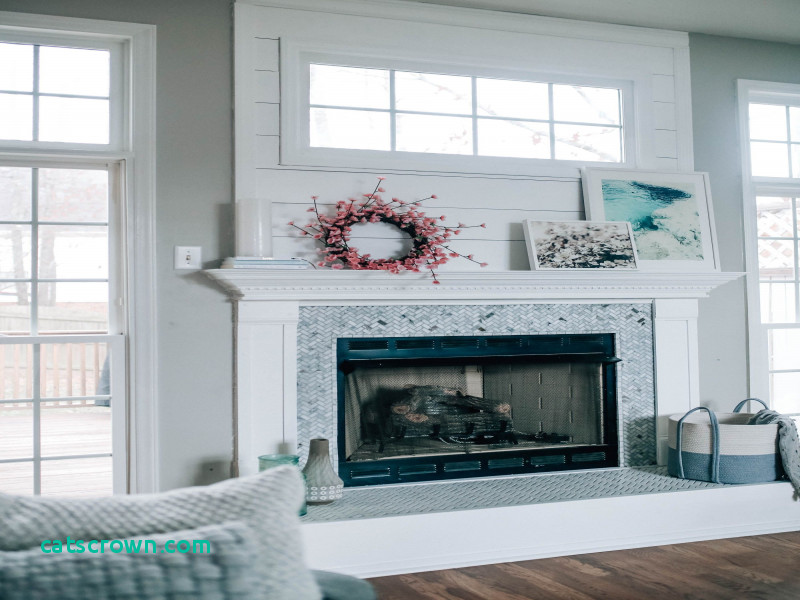 diy fireplace surround beautiful fireplace makeover reveal with the home depot x pretty in the pines of diy fireplace surround