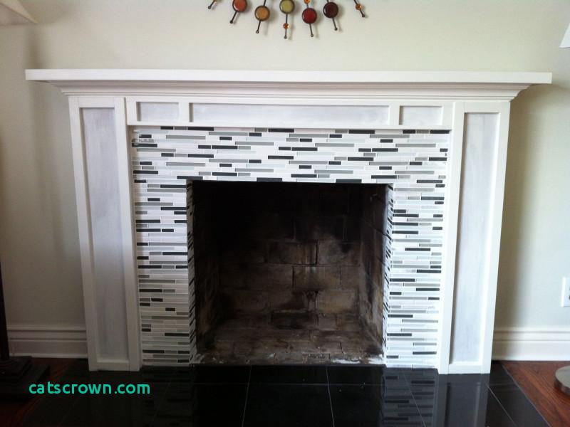 diy fireplace surround unique diy mantel with glass tile fireplace facelift of diy fireplace surround